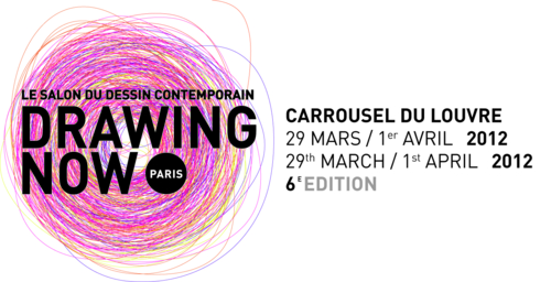 Drawing now paris l le salon du dessin contemporain 2012 artlistings - Salon dessin contemporain ...