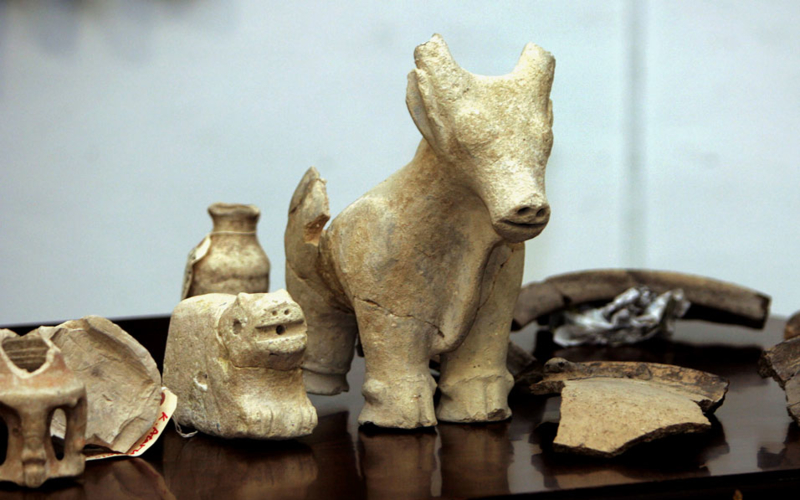 evidence of religious and ritual practices in neolithic and iron age The neolithic bronze and iron age  however, the interpretation of archaeological data as ritual or religious  what the data most readily reveals is evidence.
