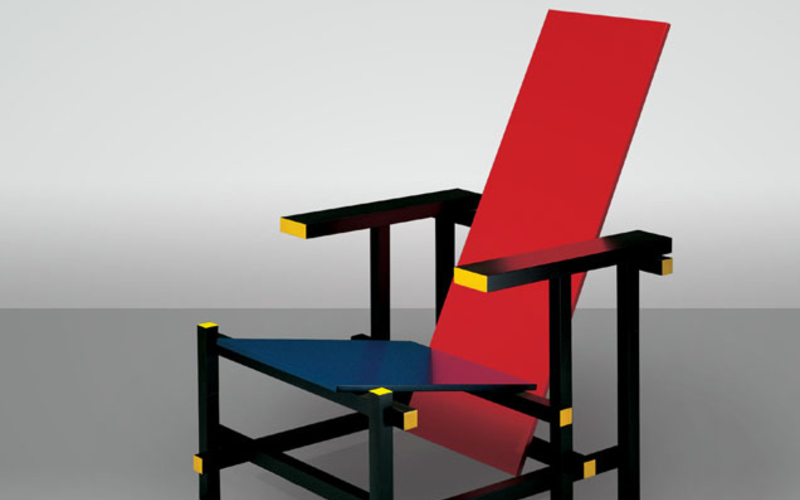 Rood Blauwe Stoel : De stoel van rietveld film en boekpresentatie artlistings