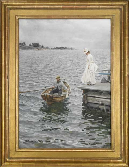 Most Expensive Swedish Painting Sold For Over 31 Million Artlistings