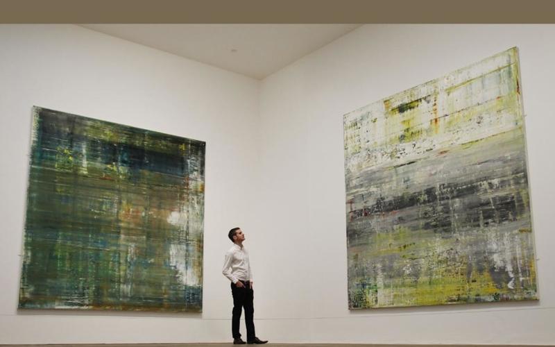 Tate Modern launches a major retrospective of German artist Gerhard