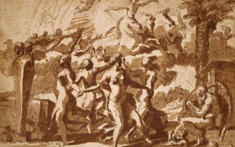 French Drawings from the National Gallery of Scotland Poussin to Seurat